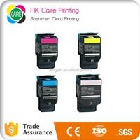 C544X1KG C544X1CG C544X1MG C544X1YG for Lexmark C540/C544/C543/C546 X543/X544/X546/X548