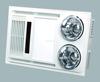 PTC Fan Heater Infrared& Air-heating Bathroom heater