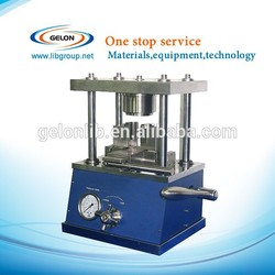 Hydraulic crimping machine/battery research equipment