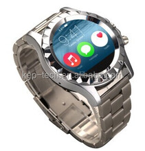 Waterproof Bluetooth Smart Watch Wristwatch Sync Phone Call Pedometer Anti-lost For all brands of Android Smartphone