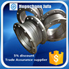 absorb movement pump coupling steel bellows compensators with flange