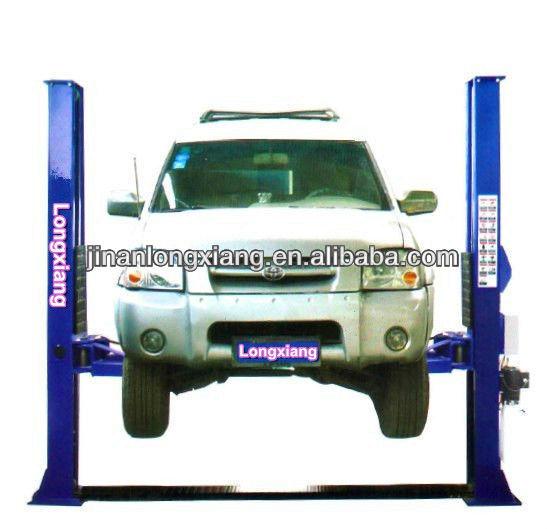 In Ground Auto Lift : In ground hydraulic car lift vehicle equipment auto hoist
