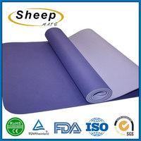 Wholesale custom waterproof nbr exercise mat