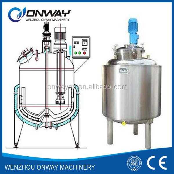 PL coating mixing tank