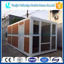 Collapsible container for camp special container room economical construction site temporary accommodation