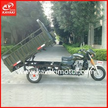 Chinese hot sale air-cooled gasoline engine scooter/3-wheel motorcycle/cargo tricycle