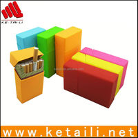 Best Selling Promotional Custom Design Silicone Cigarette Case Made in China