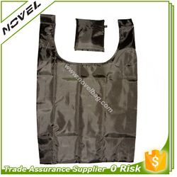 Cheap China Imports 190T Polyester Folding Shopping Bag