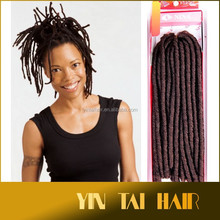 Stock!!! Topsale Kinky Twist Marley Hair Braid, Kanekalon Afro Twist Braiding Synthetic Hair Extension, Popular in Europe & USA