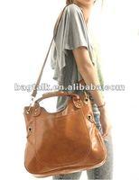 2013 Fashion Ladies Faux Leather Handbag