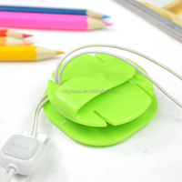factory hot sales promotion gift candy color roll up cables