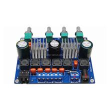 Factory price TPA3116D2 2.1 class D audio power amplifier module DC12-24V 2X50W+100W accept custom-made