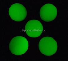 Internet Sales Bulk Golf Fluorescent Golf Ball