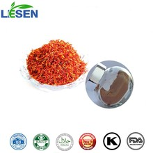 Chinese Herb Extract Supplier Safflower Extract 10:1 5:1 Powder