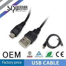 SIPU high quality usb data cable usb cable wiring diagram