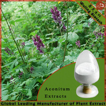 98% Lappaconite Hydrobromide,Aconite Root Extract