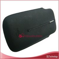 Mobile Phone Leather Case For Nokia N97 Leather Case Pouch