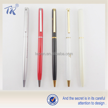 Cheap Wholesale Made In China Promotional Metal Ball Pens