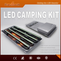 PanaTorch Competitive Price Led Camping Light IP65 Waterproof PS-B5221A big view angle for outdoor adventure