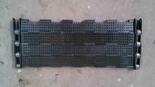 316Lstainless steel chain plate belt,