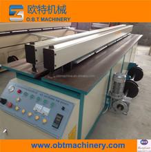 Automatic PP PE PVC HDPE plastic sheet welding machine