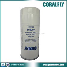 Factory price high quality truck engine oil filter 466634
