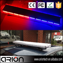 48'' police strobe lights 88 LED fire emergency light circuit board 1200mm 88W hot selling led prodcuts in 2015