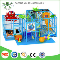 Hot Sale and Popular Modern mini modular indoor kids playgrounds for restaurant