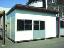 prefab container house/accommod container house for living with morden design with high quality / weizhengheng group