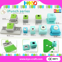 Popular lever craft paper punch shapes