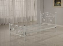 Metal single bed ,twin bed furniture alibaba living room furniture