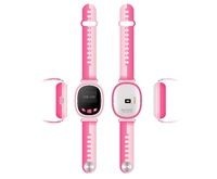 mini size child watch tracker/bracelet gps tracker for kids with andriod/ios apps