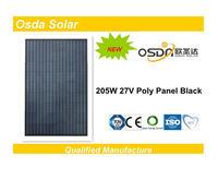 ODA205-27-P 27V 205W solar sel