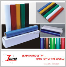 E-jet cast vinyl film /colors cutting film