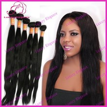 High Quality 8-32 Inch Natural Straight Can Be Bleached Remy Virgin Peruvian Hair