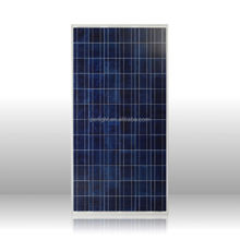 High quality poly 250W solar panel for solar power system