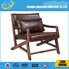 New style hotel upholstered dining chairs with arms