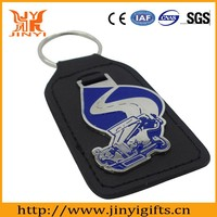 Wholesale custom made leather keychains