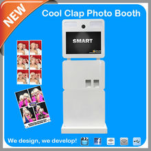 2013 new products fun wedding 3D portable photo booth machine sales