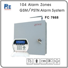 Wireless Wired Commercial/Business/Industrial Professional Alarm Security System