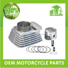 Aftermarket qianjiang 150 cylinder kit for Qianjiang 150-18F a2-3