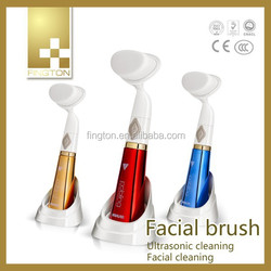 Hot selling electric face exfoliate brush deep clean sonic washing brush