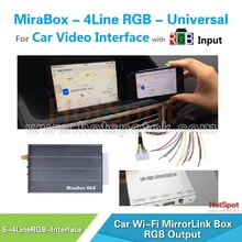 Leading brand, Mirabox wifi/auto, car dvd with gps/3g/ipod/bluetoot for ford ranger 2015