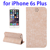2015 new product Cloth Surface leather phone case cover for iPhone 6s Plus
