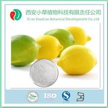 Manufacturer Supply 100% Pure Citrus limon (L.) Burm. F./Yellow Lemon Powder