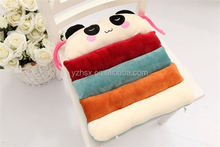 Professional Factory Supply attractive style soft plush pillow toy round pillow high quality with good offer