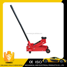 3ton M7028 hydraulic trolley jack/black jack floor jack/hydraulic jack cheap