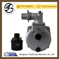 Household water pumps with self priming water pumps for car wash