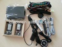 Universal remote control PKE Car alarm with central door locking system keyless entry car alarm