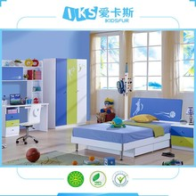 modern furniture kids bedroom set 8115#